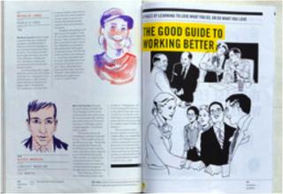 Good Magazine Inside